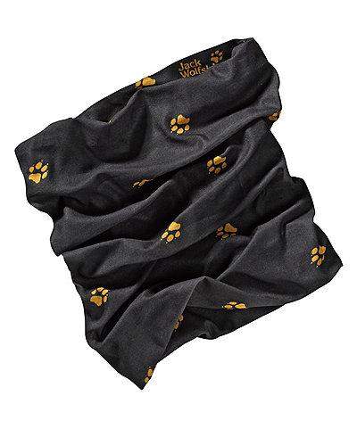 Jack Wolfskin Tuch Paw Headgear, black