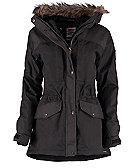 Fjällräven Sarek Winter Jacket W, dark-grey