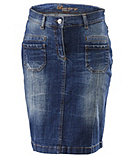 Jeansrock &#039;Mana&#039;, dark-denim