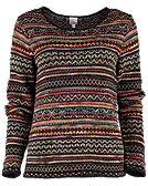 Kero Design Pullover Tarma, bunt