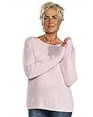 Kero Design Pullover Thorina, flieder