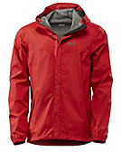 Jack Wolfskin Jacke Cloudburst Jacket Men, red-fire