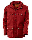 Fjällräven Jacke 'Greenland Jacket', deep-red