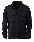 Jack Wolfskin Jacke 'Atlas Road Men', black
