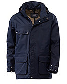 Jack Wolfskin Jacke 'Kirkwall Parka Men', night-blue