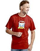 Elkline T-Shirt Methusalem, sandelholz