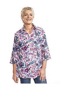 Leinenhemd Ingrid