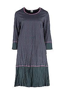 Druck-Kleid Talia