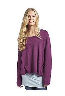 Baumwoll-Pullover Hedda