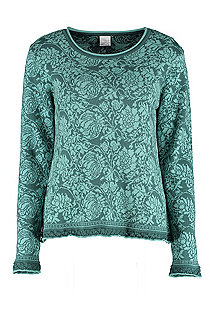 Jacquard-Pullover Wiwi