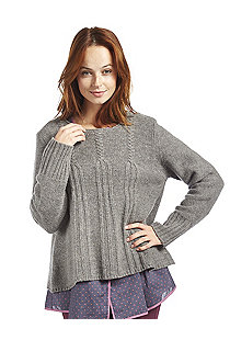Woll-Pullover Canja
