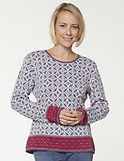 Jacquard-Pullover Matilda