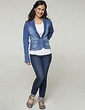 Jeans-Blazer Makira