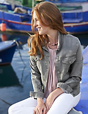 Jeans-Jacke Helsa