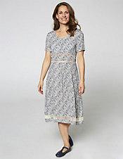 Druck-Kleid Sinja